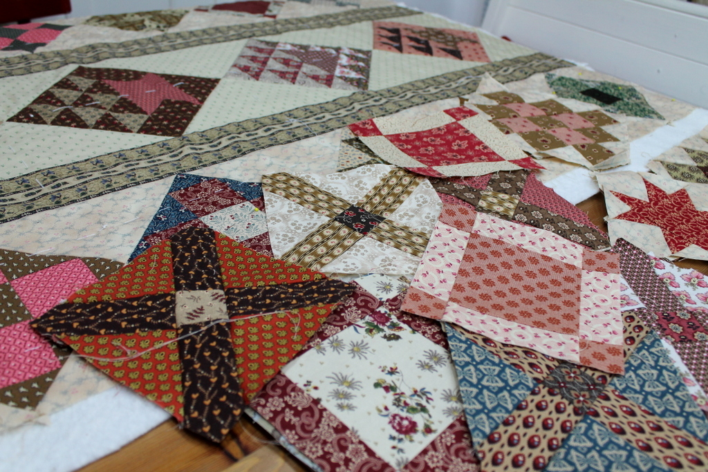 Machinaal Patchwork En Quilten.Jookies Machinaal Patchwork Quilten