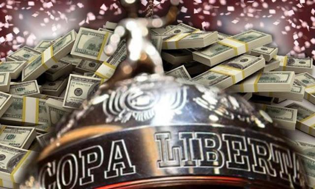 Los premios de la Copa Libertadores