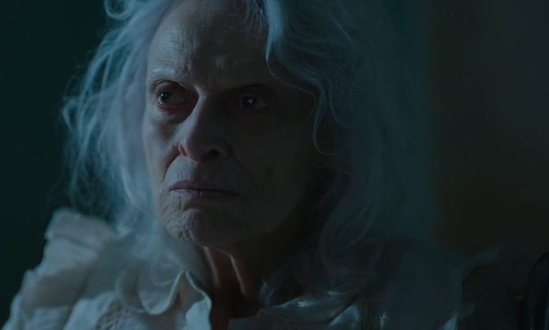 AMC's NOS4A2   The Gas Mask Man   Judith Roberts is Jolene July