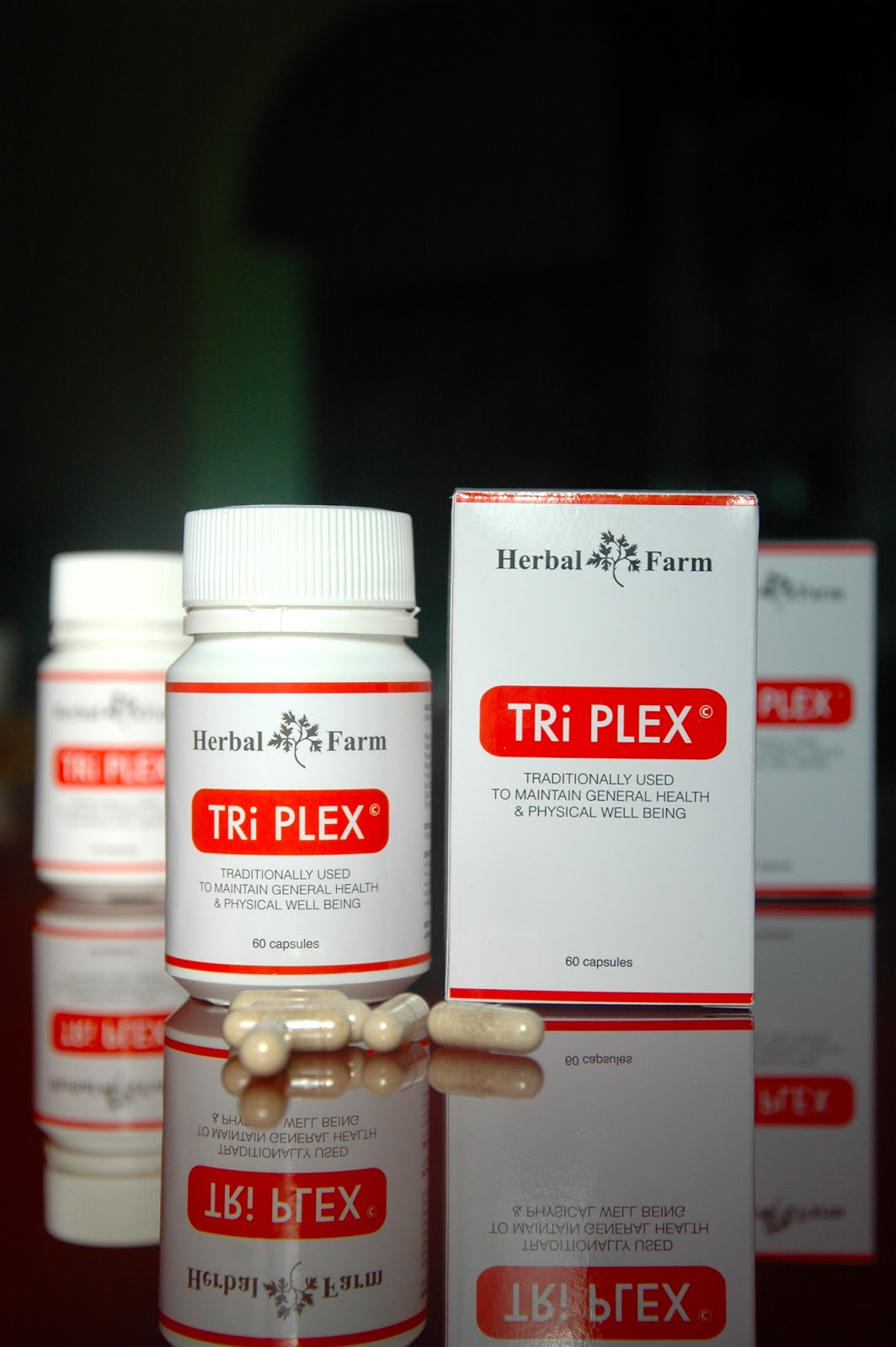 Triplex All Natural Herbal Remedy A Lifetime Of Good