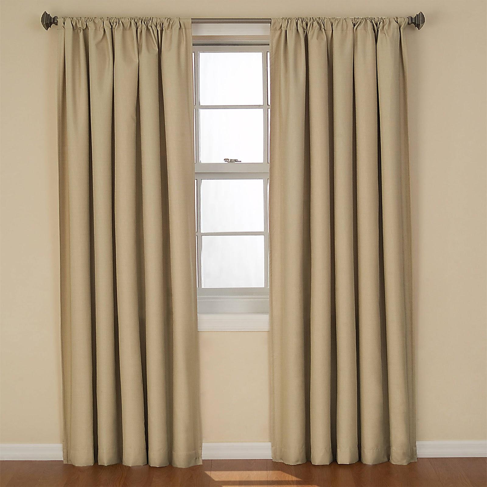 Diy Curtain Closet Door Decor Finials Grommets
