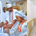 I was never single, I had a spiritual wife before marrying Naomi – Ooni of Ife