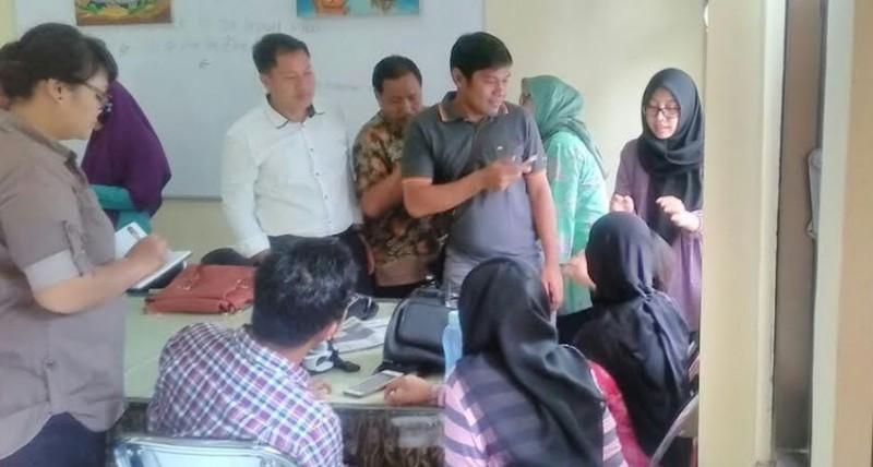 Siswi SD di Surabaya dipukul guru olahraga