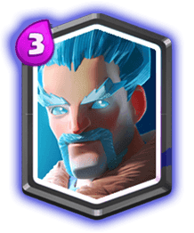 Carta Mago de Gelo de Clash Royale - Cards Wiki