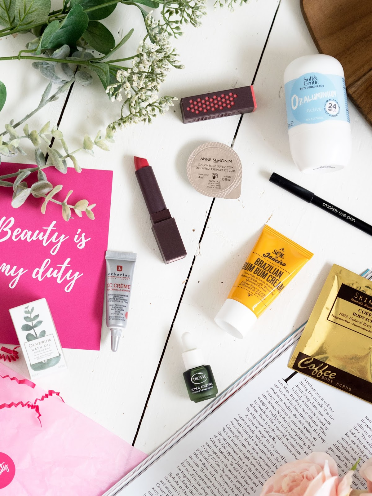 The Beauty Guru Box - Latest In Beauty