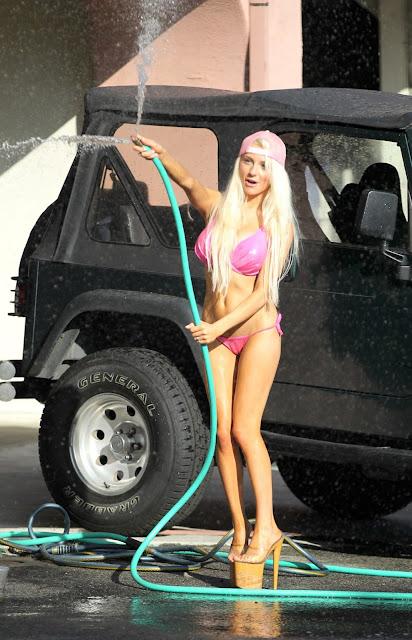 Courtney Stodden Bikini hot photo shoot