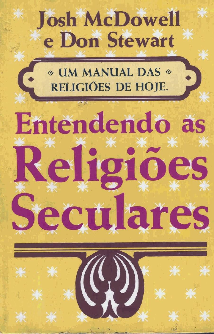 Vários Autores-Entendendo As Religiões Seculares-