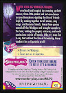 My Little Pony The Fire of Friendship Series 2 Trading Card
