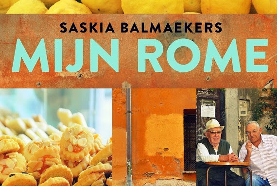 REVIEW: MIJN ROME - SASKIA BALMAEKERS