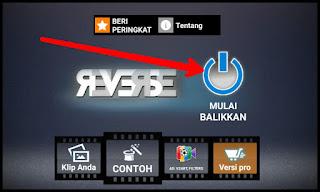 Bagaimana cara menciptakan video mundur di android Cara Membuat Video Berjalan Mundur di Hp Android dengan Menggunakan Aplikasi Reverse Video Terbaik