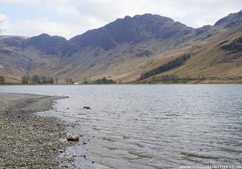 Buttermere in Lake District