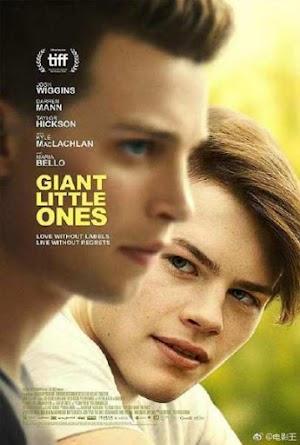 Pequeños Gigantes - Giant Little Ones - PELICULA - Canada - 2018