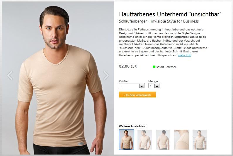 e03df48f3931bf Das Unterhemd habe ich in den Warenkorb getan.