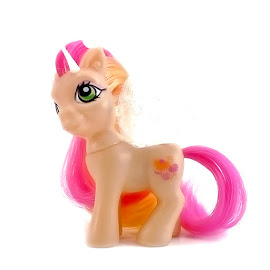My Little Pony Dancing Daffodil Breezies Parade G3 Pony