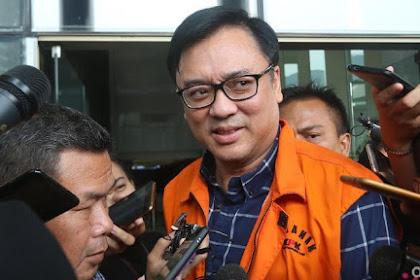 Alasan Rutan Penuh, KPK Titipkan Boss Lippo Billy Sindoro Di Polda Metro Jaya