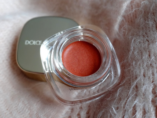 Dolce & Gabbana Perfect Mono Eyeshadow in Baroque Rust