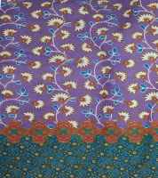 Kain Batik Prima 2549 Ungu