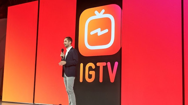 IGTV is Instagram's Answer to YouTube With Hour-Long Videos