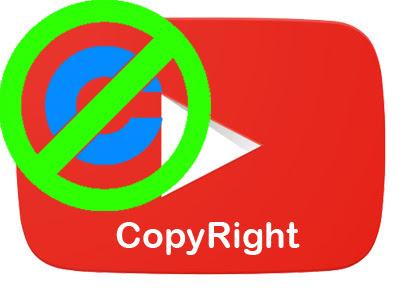 Tips dan trik cara mudah agar tidak kena copyriht pada youtube