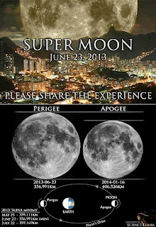 share the experience moon