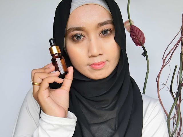 Rawat Kulit Dengan Argan Oil Dan Eye Serum Fieda Beauty