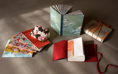 Hanmade books for birthday gift