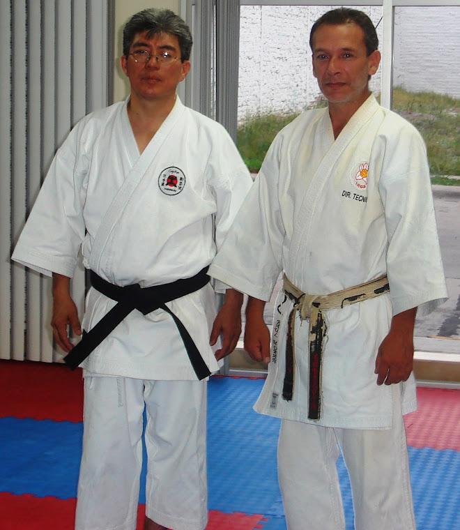 Karate Do Yuishinkan Goju Ryu: En el Club Alemán de la Cd ...  Karate Do Yuish...