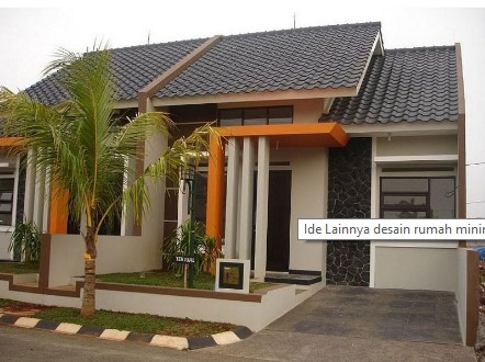 rumah minimalis sederhana 8