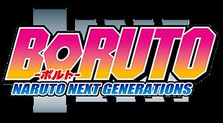 Render Logo Boruto: Naruto Next Generations