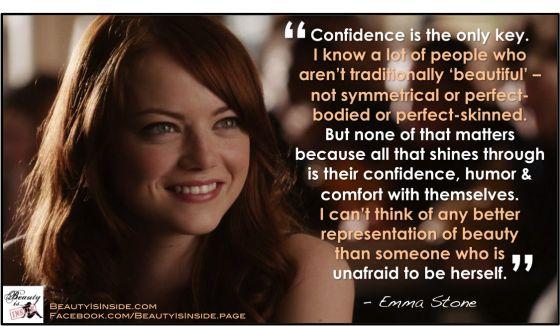Emma Stone Image Quote