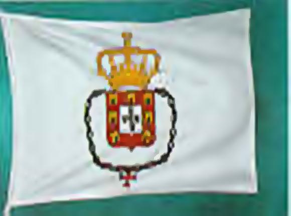 Bandeira Real (1500 - 1521).