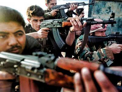 Crisis en Siria