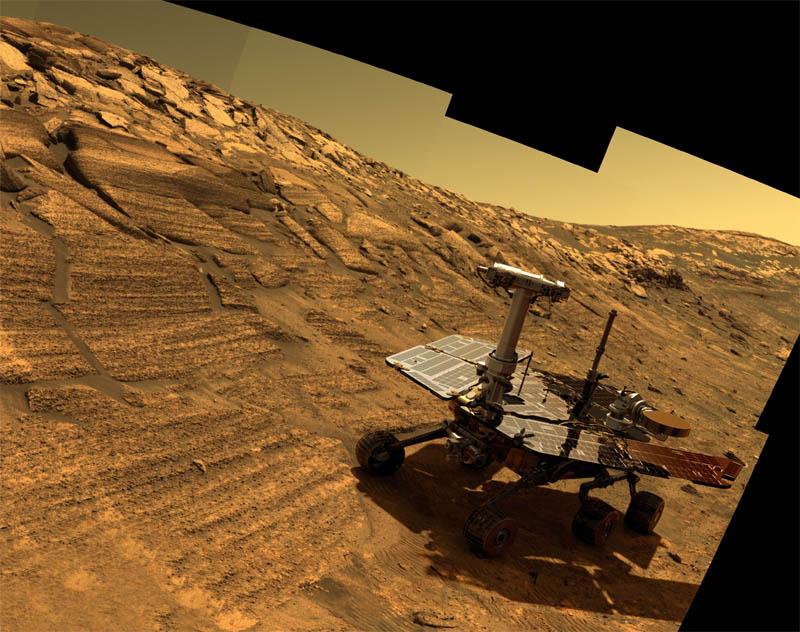 robot on mars nasa - photo #37