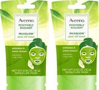 FREE Aveeno Peel Off Face Mask CVS