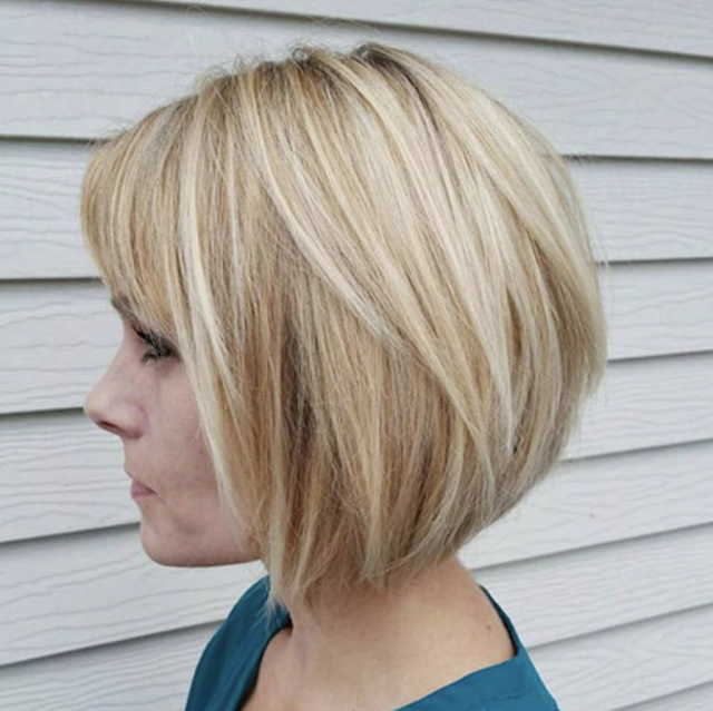 short haircuts for woman 2018