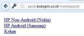 Cara Transaksi PPOB Bukopin Via Aplikasi Android Mobile PPOB