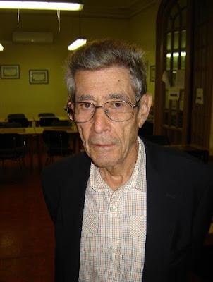 El ajedrecista Javier Rodríguez Ibrán