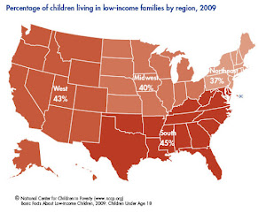 Children in Poverty in the USA