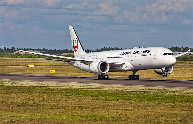 787-9 japan airlines