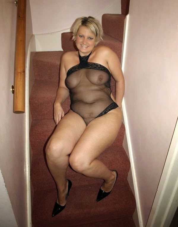 Milf And Lingerie