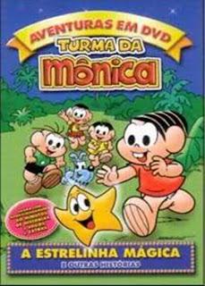 Baixar Filme A Turma Da Mônica E A Estrelinha Magica Dublado