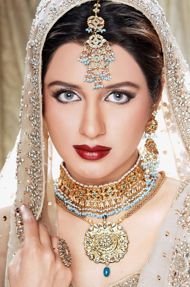 Pakistani bridal jewelry designs 2016 - Just Bridal