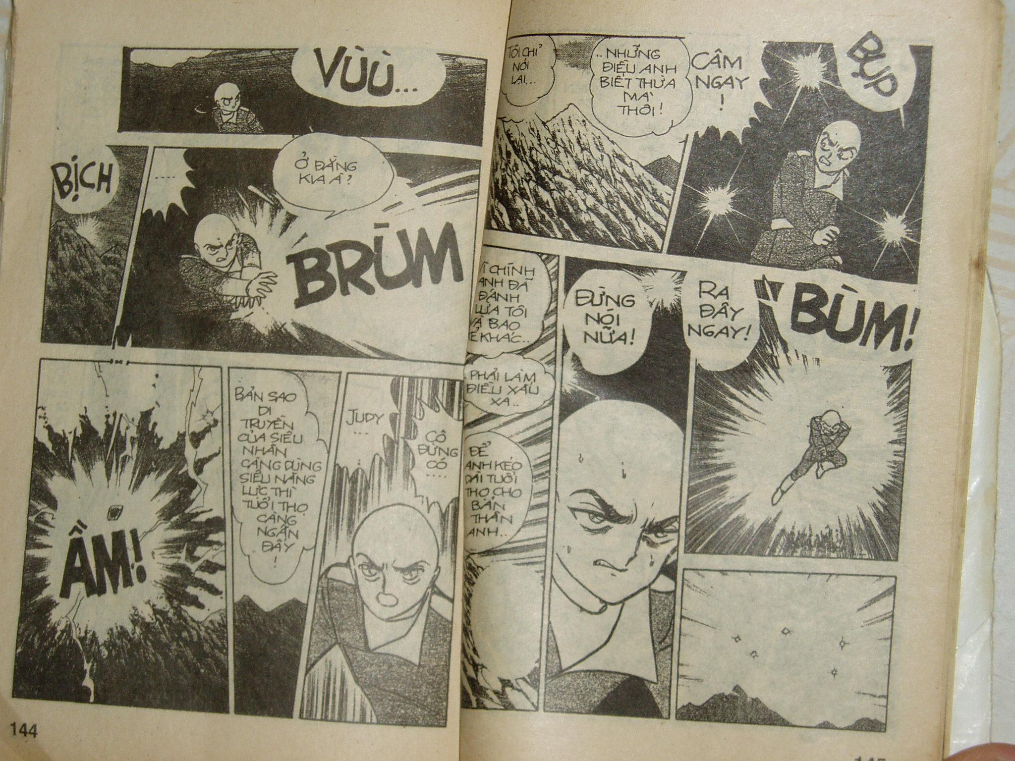 Siêu nhân Locke vol 13 trang 68