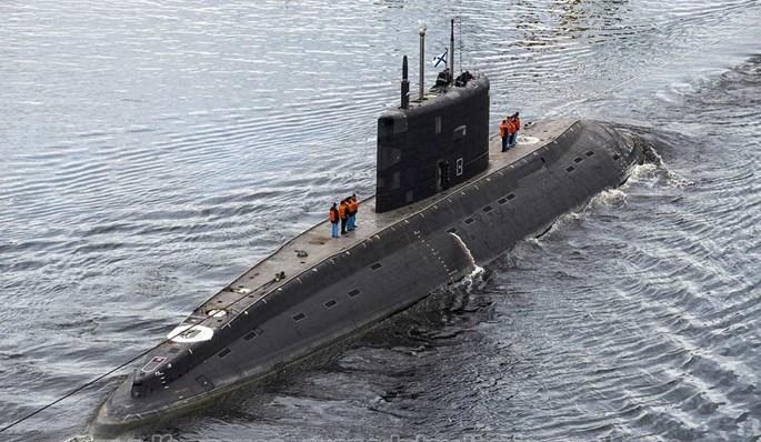 подводные лодки для вьетнама