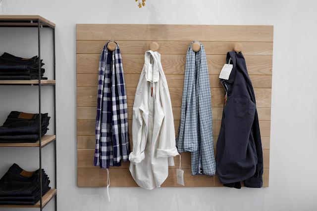 Albam, Henrietta Street, Covent Garden menswear