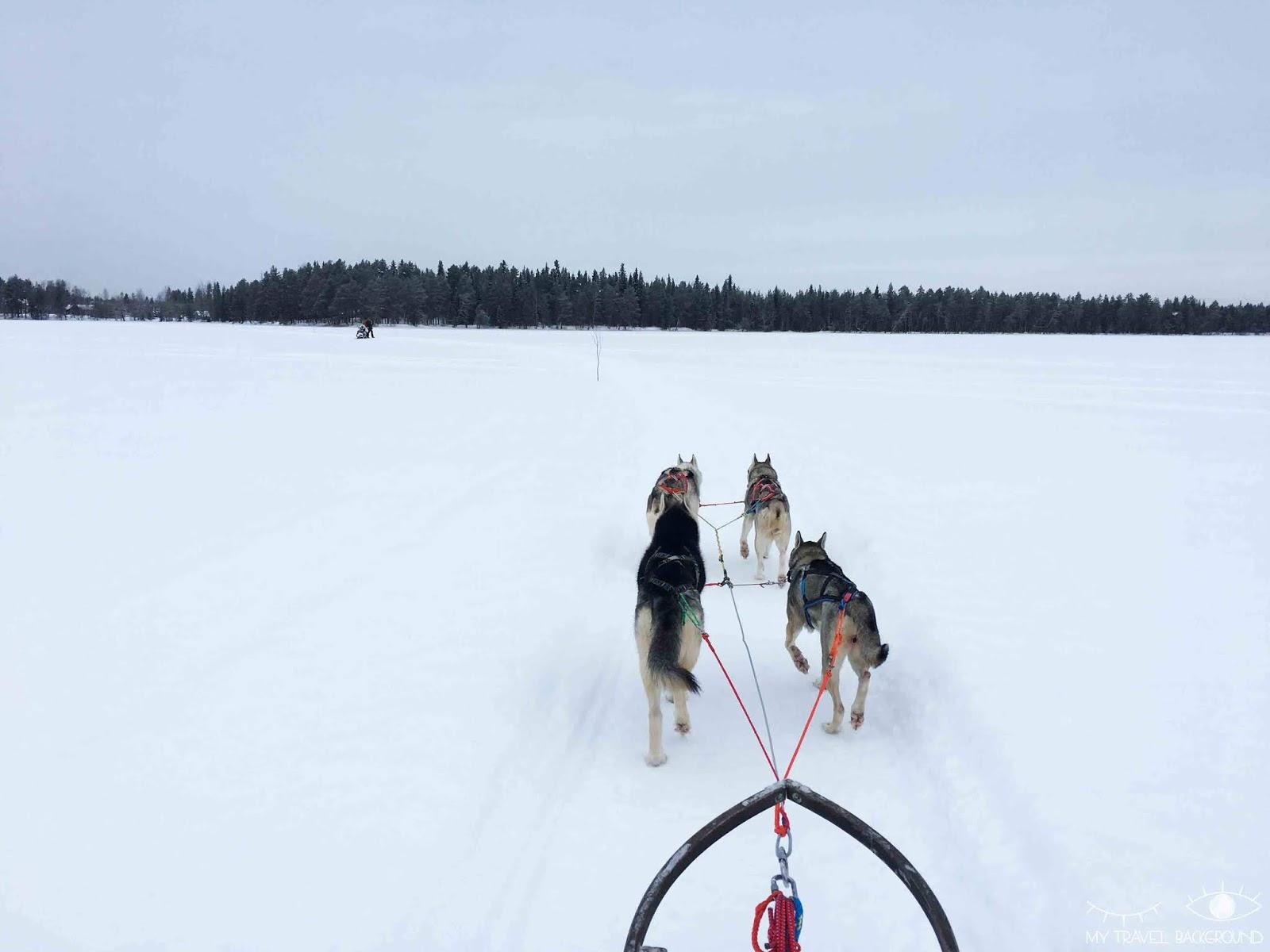 My Travel Background : carte postale de Finlande - Laponie