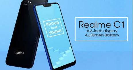 CARA FLASHING OPPO REALME C1 REALME RMX1811 - Android Ruwet