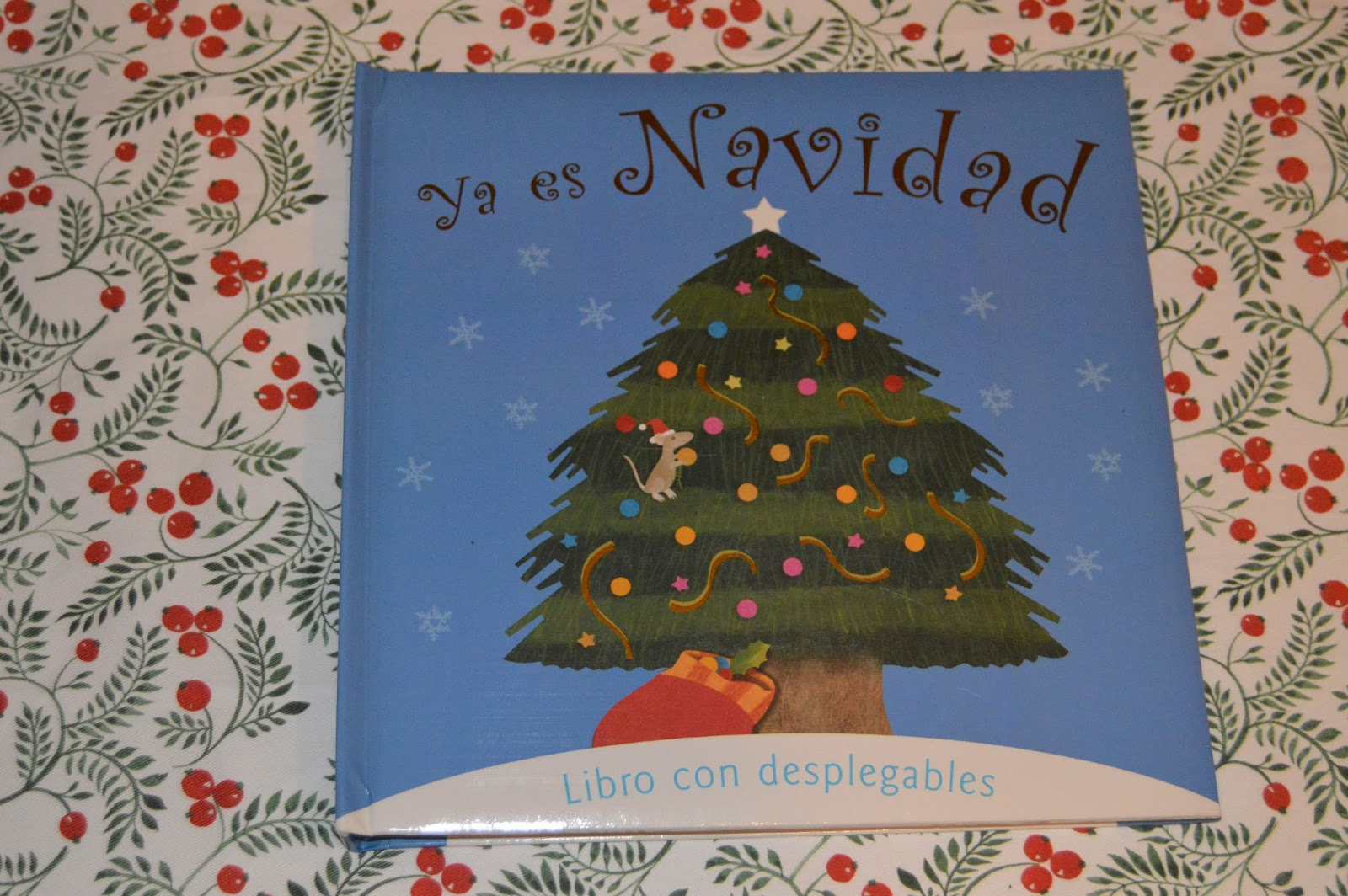 Jugando con Duendes y Hadas: 17 Libros de Navidad para niños