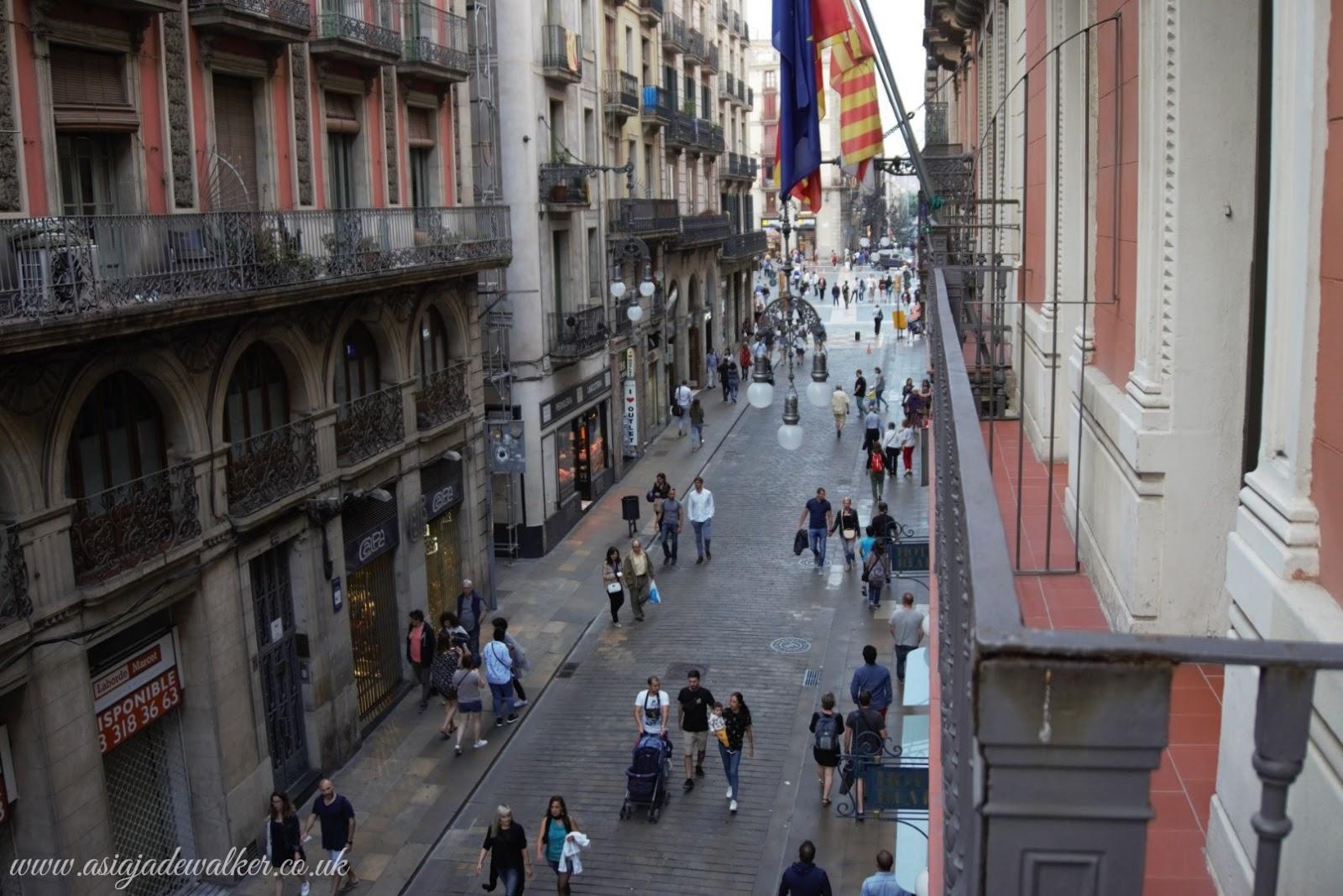 My Mediterranean Holiday 2017 | Day 2: Barcelona