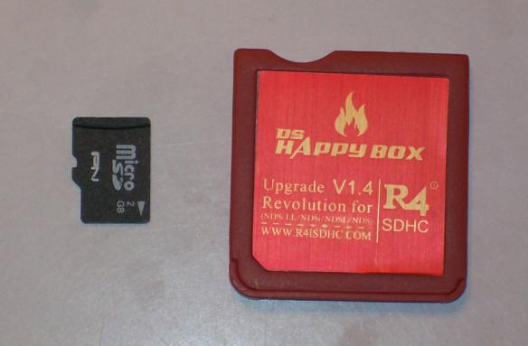 ZaynKtech: Outdated R4i Compatible with V 1 4 5 (A/E/U/J